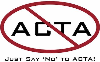 """Prostě ACTA řekněte """"ne"""""""